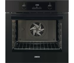 ZANUSSI ZOA35972BK Electric Oven - Black