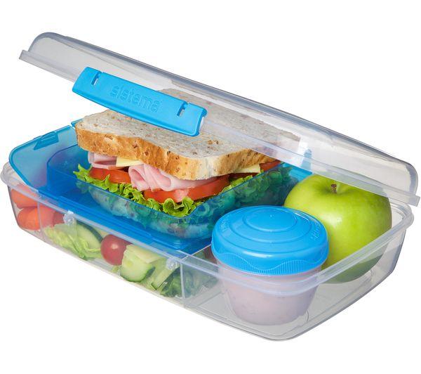SISTEMA Bento Rectangular 17 Litre Lunch Box