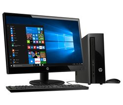 260-a104na Desktop PC & 22KD Full HD 21.5