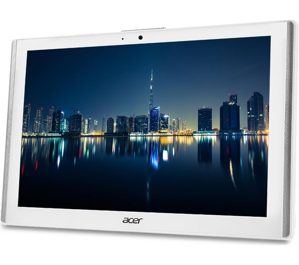 buy acer iconia one 10 b3 a40 10 1 tablet 16 gb white free delivery currys. Black Bedroom Furniture Sets. Home Design Ideas