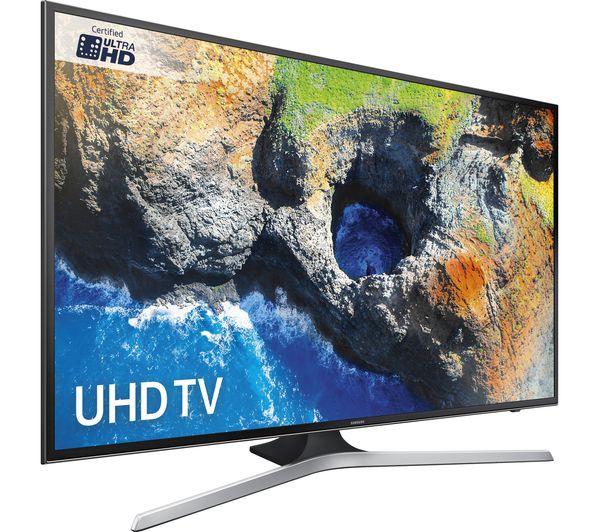 buy samsung ue40mu6120 40 smart 4k ultra hd hdr led tv. Black Bedroom Furniture Sets. Home Design Ideas