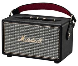 MARSHALL Kilburn S10156150 Portable Bluetooth Wireless Speaker - Black