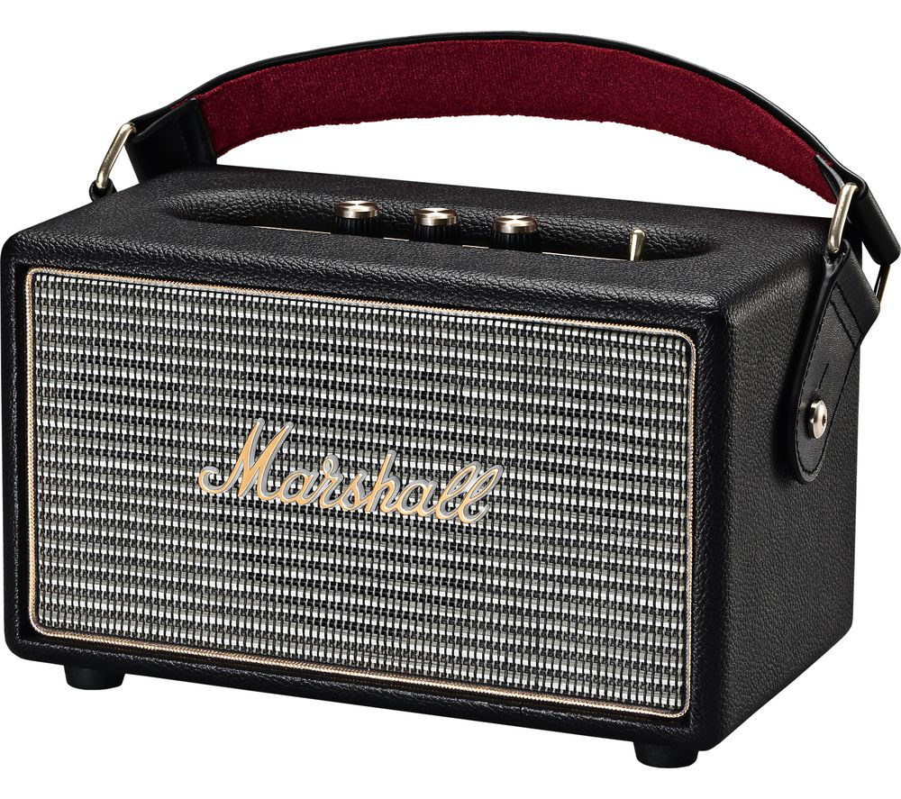 Compare retail prices of Marshall Kilburn S10156150 Portable Bluetooth Wireless Speaker to get the best deal online