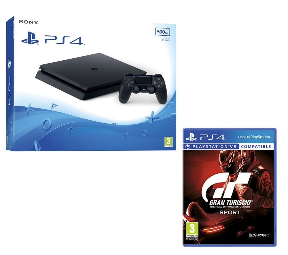 SONY PlayStation 4 Slim & GT Sport Bundle