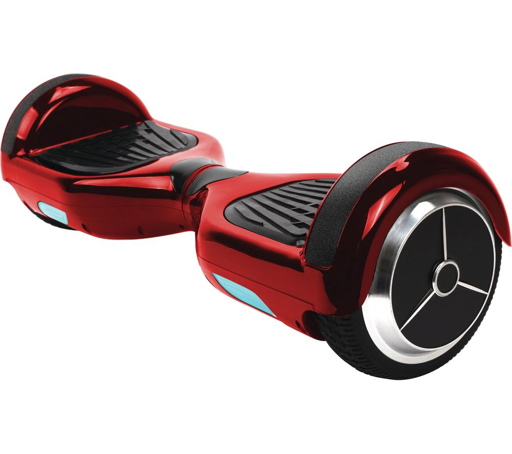 Image of ICONBIT Smart Scooter - Red, Red
