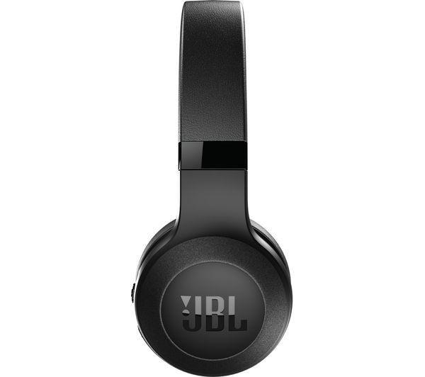 JBL C45BT Wireless Bluetooth Headphones - Black Fast Delivery