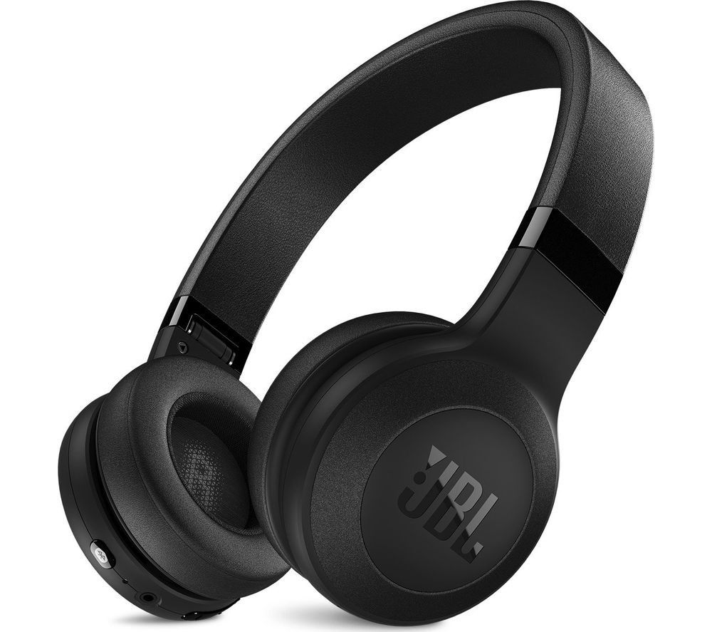 buy jbl c45bt wireless bluetooth headphones black free. Black Bedroom Furniture Sets. Home Design Ideas