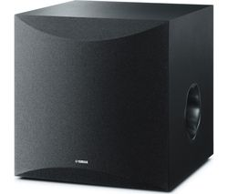 YAMAHA NS-SW100 Active Subwoofer - Black