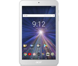 "ACER Iconia One B1-870 8"" Tablet - 16 GB, White"