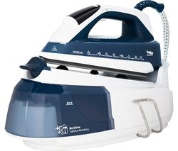 BEKO SteamXtra SGA7124B Steam Generator Iron - Blue