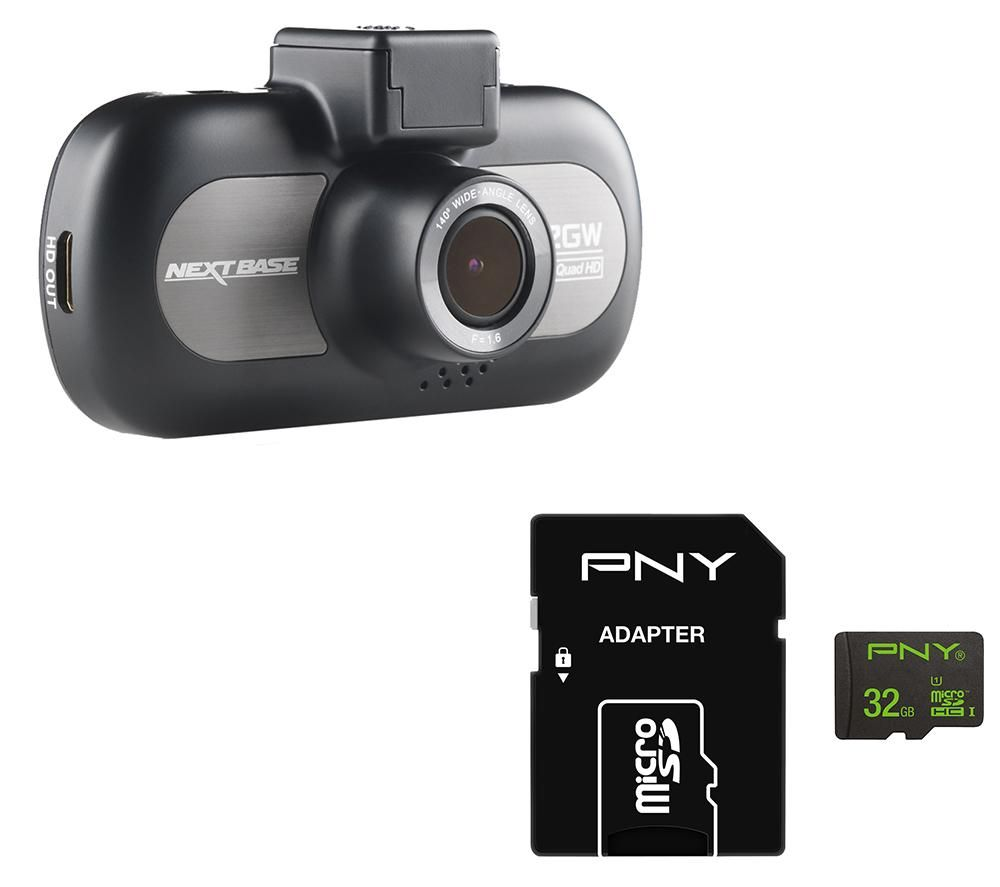 f4b360a64e1 Buy NEXTBASE iNCarCam 412GW Dash Cam   32 GB microSD Memory Card Bundle