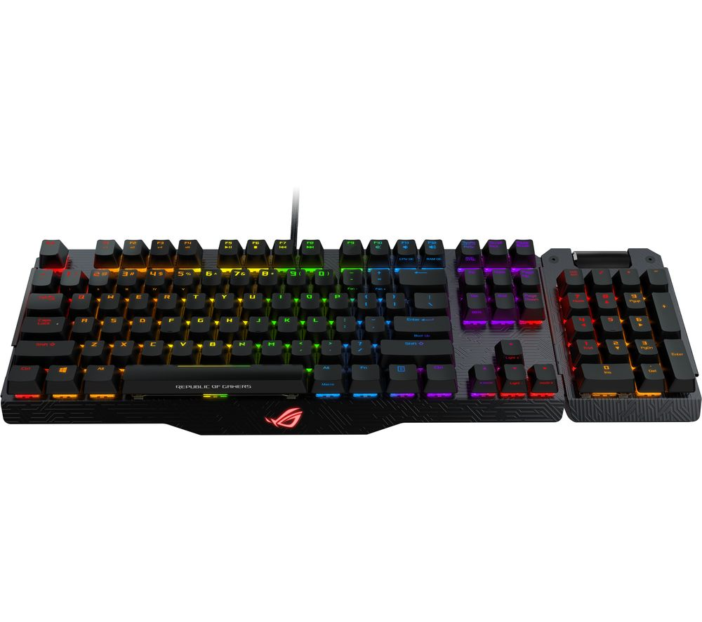 ASUS ROG Claymore Mechanical Gaming Keyboard