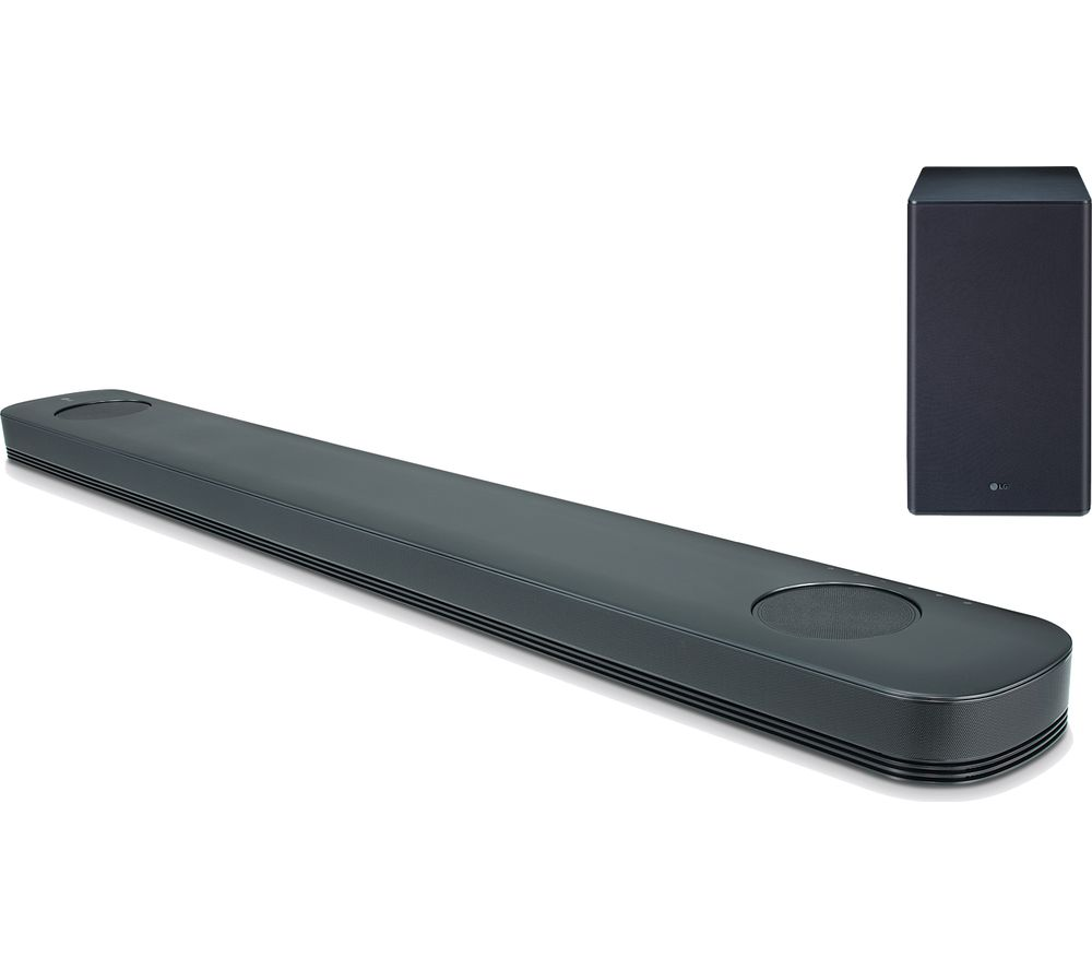 LG SK9Y 5.1.2 Wireless Sound Bar with Dolby Atmos