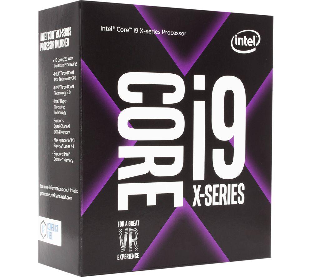INTEL Core™ Extreme Edition i9-7900X Unlocked Processor