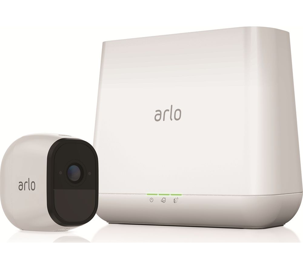 ARLO VMS4130-100EUS Pro Wireless HD Ready Security System - 1 Camera