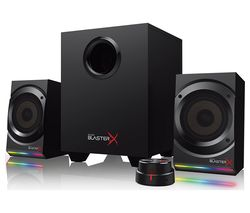 CREATIVE Sound BlasterX Kratos S5 2.1 PC Speakers
