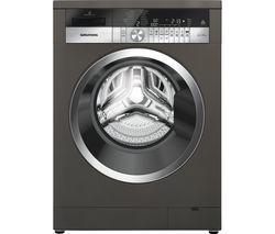GRUNDIG GWN48430CG 8 kg 1400 Spin Washing Machine - Graphite