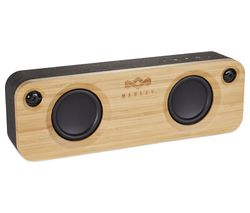 HOUSE OF MARLEY Get Together EM-JA006-SBA Portable Bluetooth Speaker - Black