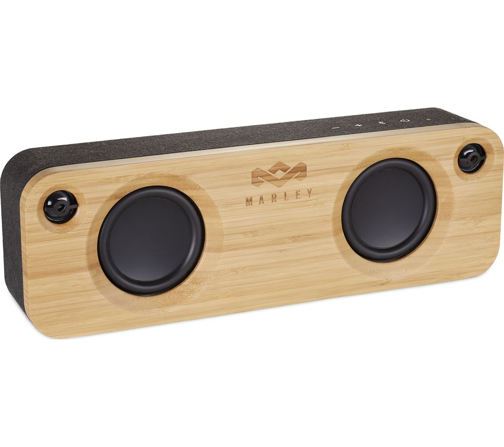 House Of Marley Get Together EM-JA006-SBA Portable Bluetooth Speaker specs