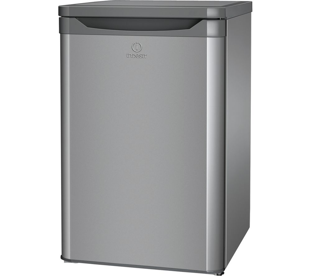 INDESIT TLAA 10 SI UK.1 Undercounter Fridge - Silver