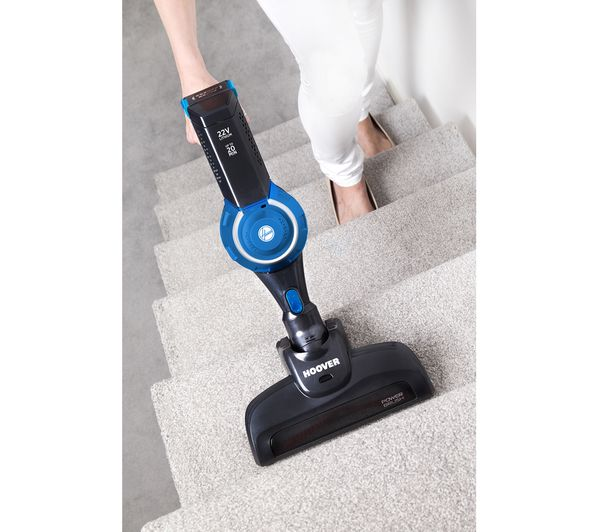 b867db0274f HOOVER Freedom Lite FD22L Cordless Vacuum Cleaner - Blue Fast ...