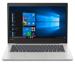 "LENOVO IdeaPad S130-14IGM 14"" Intel® Celeron® Laptop - 64 GB eMMC, Grey"