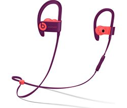 BEATS Powerbeats3 Wireless Bluetooth Headphones - Magenta