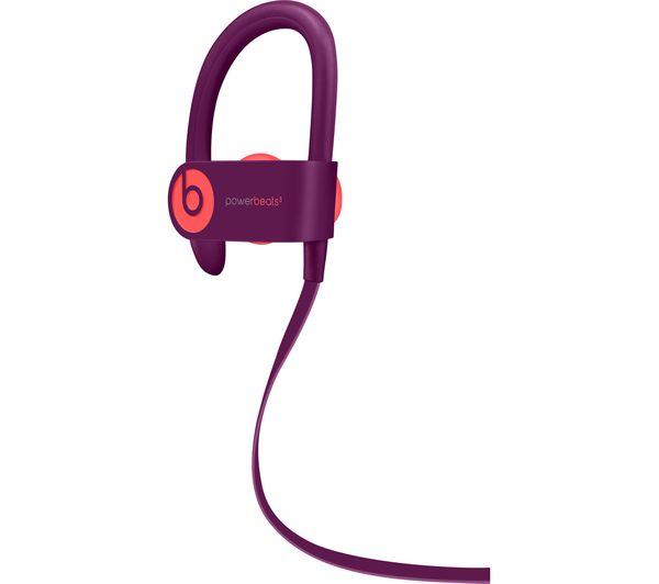 abe7cd51479 Buy BEATS Powerbeats3 Wireless Bluetooth Headphones - Magenta | Free ...