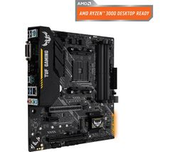 ASUS TUF B450M-PLUS GAMING AM4 Motherboard