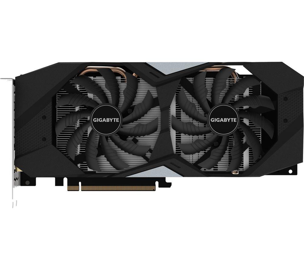 GIGABYTE GeForce RTX 2060 6 GB Windforce OC V2 Graphics Card