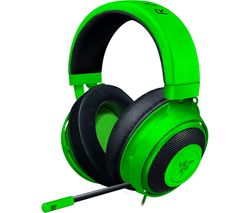 Kraken Gaming Headset - Green