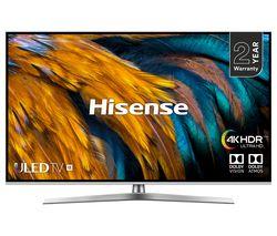 """HISENSE H55U7BUK 55"""" Smart 4K Ultra HD HDR LED TV"""