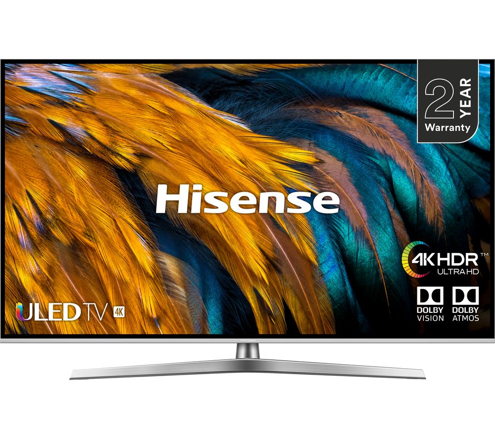 "HISENSE H55U7BUK 55"" Smart 4K Ultra HD HDR LED TV"