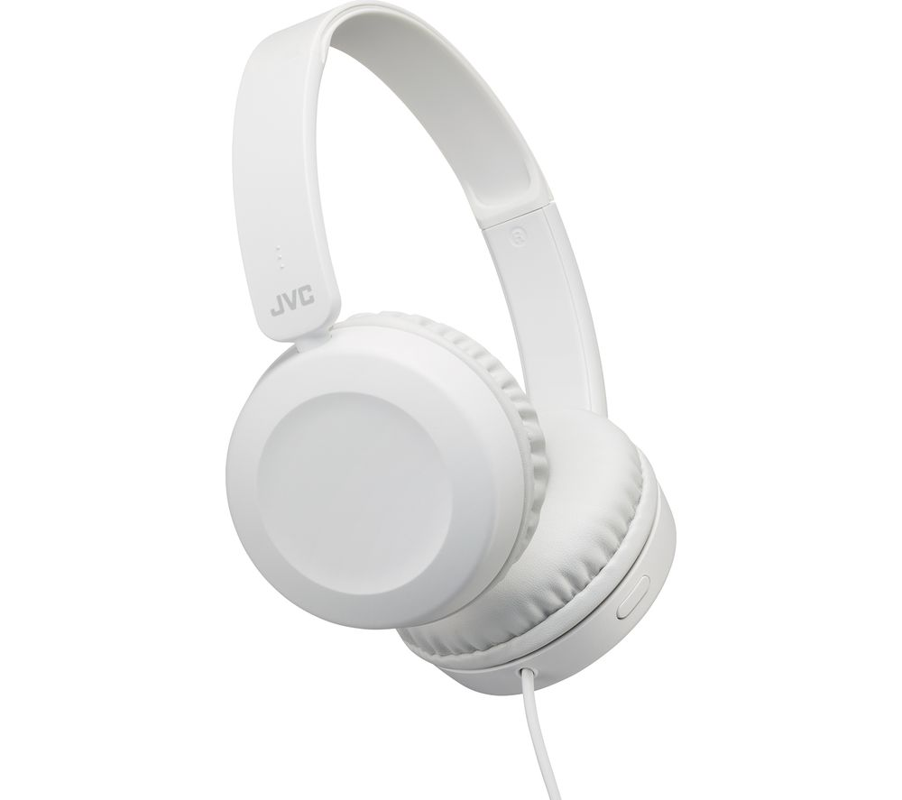 JVC HA-S31M-W-E Headphones - White