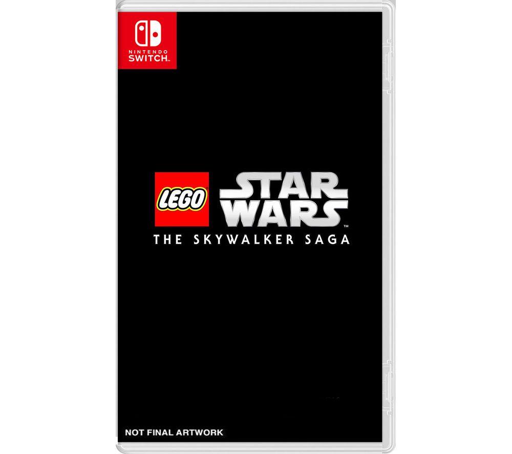 NINTENDO SWITCH LEGO Star Wars: The Skywalker Saga