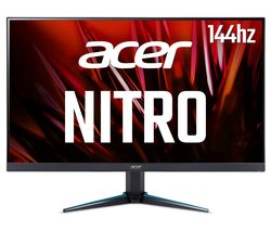 "ACER Nitro VG270UPbmiipx Quad HD 27"" LCD Gaming Monitor - Black"