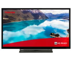 "TOSHIBA 32WD3A63DB 32"" Smart HD Ready LED TV with Built-in DVD Player"