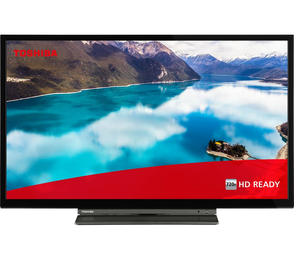 "Image of 32"" 32WD3A63DB Smart HD Ready LED TV with Built-in DVD Player"