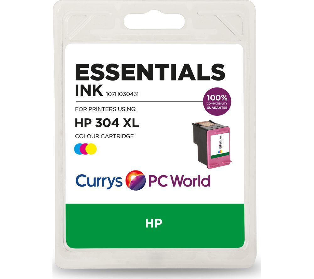 ESSENTIALS HP 304 XL Tri-colour Ink Cartridge