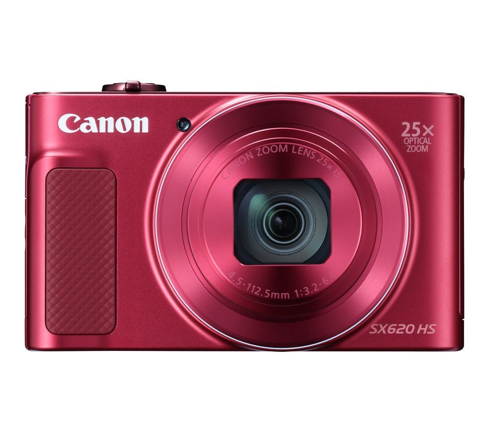 Click to view product details and reviews for Canon Powershot Sx620 Hs Superzoom Compact Camera With 32 Gb Sdhc Class 10 Card Case Red Red.