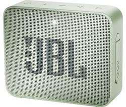 JBL Go 2 Portable Speaker - Mint