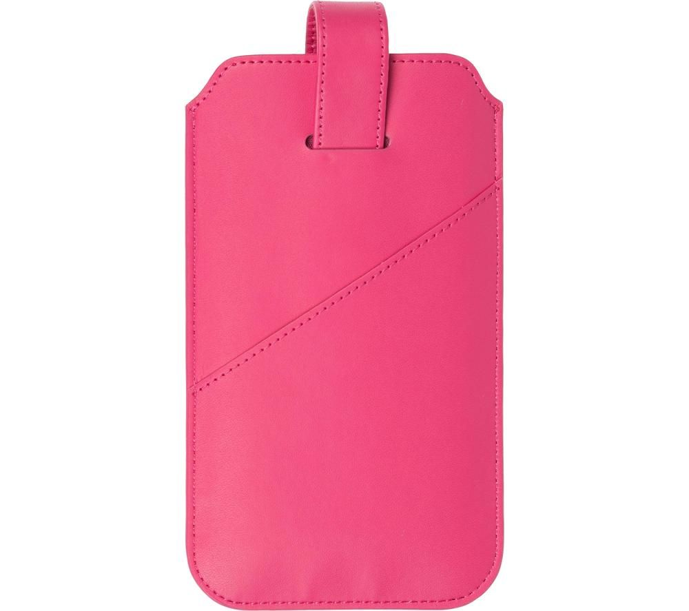 CASE IT 5″ Universal Pouch Phone Case - Pink