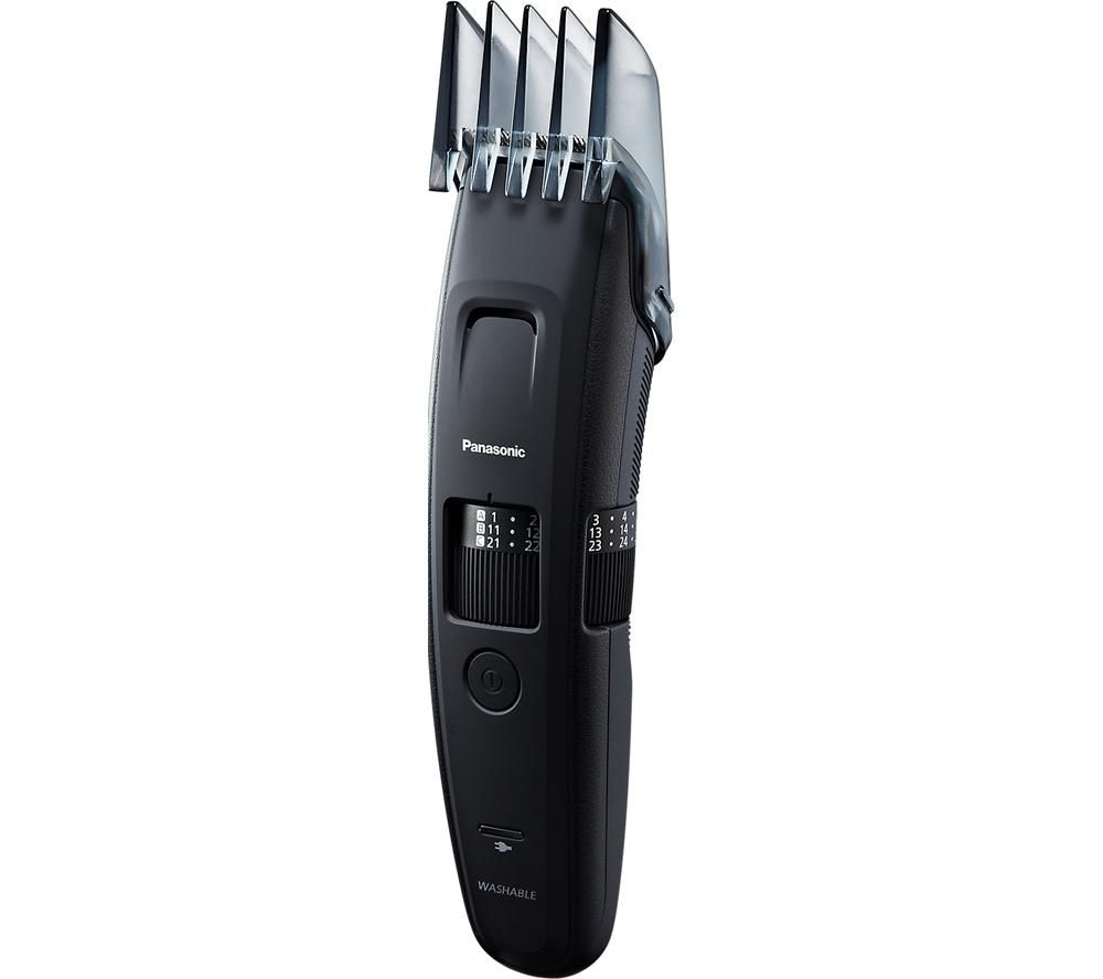 PANASONIC ER-GB86 Wet & Dry Beard Trimmer - Black
