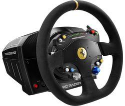 TS-PC Racer Ferrari 488 Challenge Edition Racing Wheel - Black