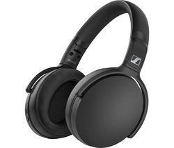 HD 350BT Wireless Bluetooth Headphones - Black