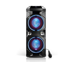 PS-940 Portable Bluetooth Party Speaker - Black
