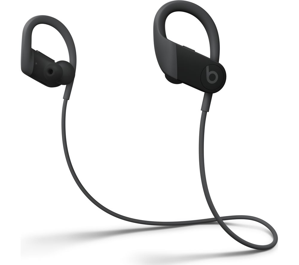 Powerbeats High-Performance Wireless Bluetooth Sports Earphones - Black