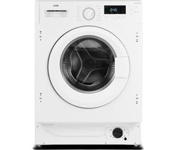 LIW814W20 Integrated 8 kg 1400 Spin Washing Machine