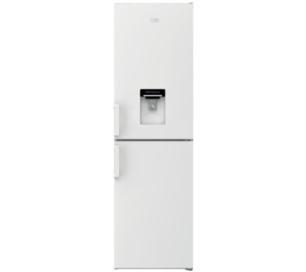 BEKO CXFP3582DW 50/50 Fridge Freezer - White