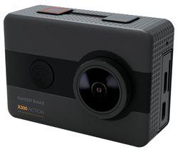 X300 2.5K Action Camera - Black